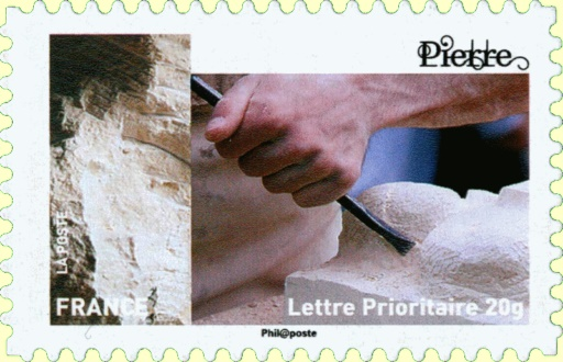Timbres Pierres-Info